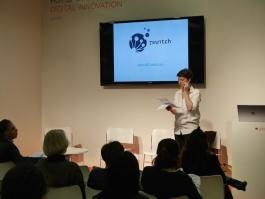 Public presentation on October 19th